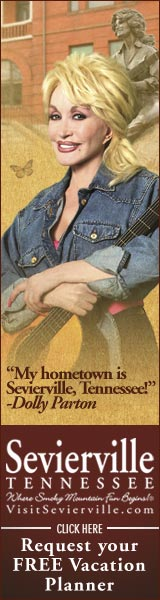 Dolly Hometown Sevierville