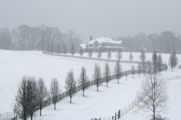 Lance House - Blue Ridge Mountains