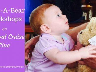 Build-A-Bear Workshops on Carnival