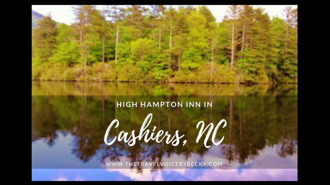 High Hampton Inn In Cashiers, NC