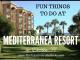 Mediterranea Resort in Destin, FL