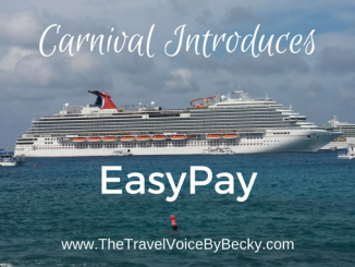 Carnival EasyPay
