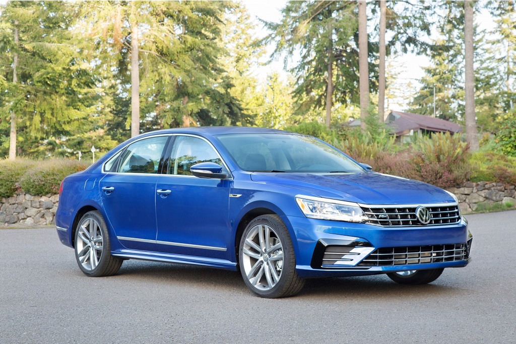 2017 VW Passat - Road Trip Vehicle