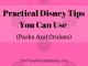 Practical Disney Tips You Can Use