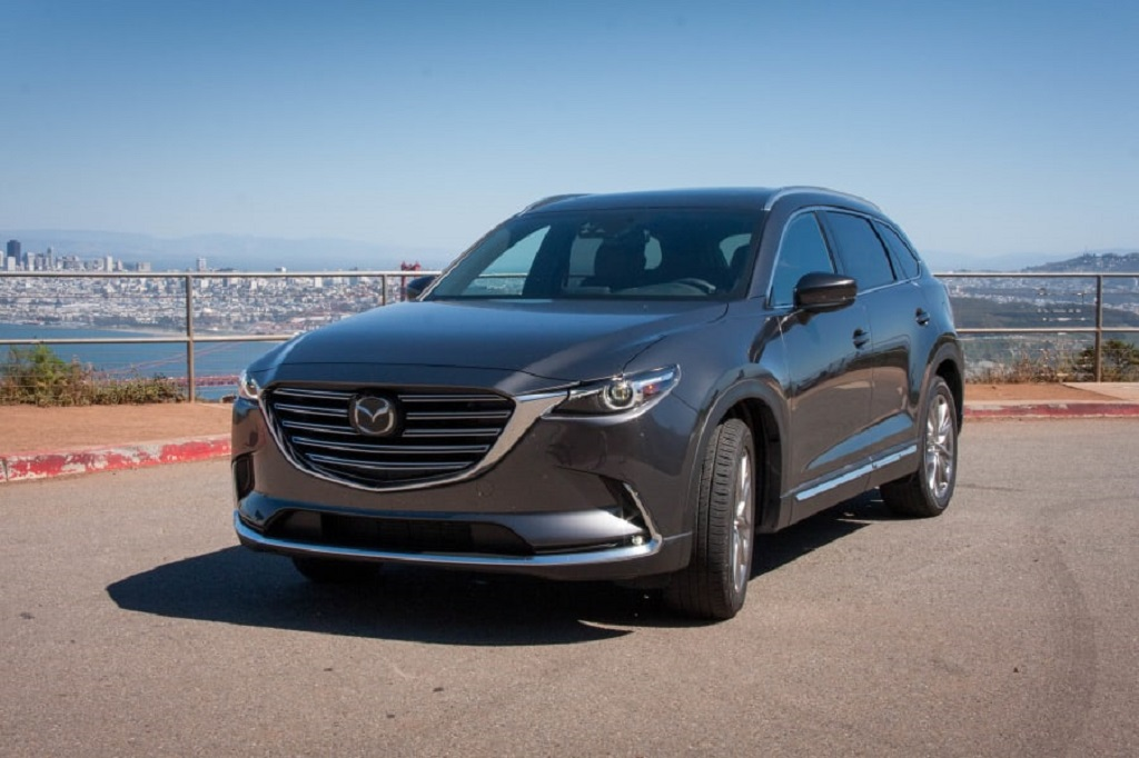 mazda cx-9 road trip vehicle