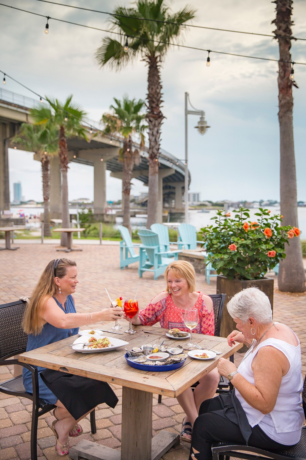 Outdoor Dining is perfect for summer
